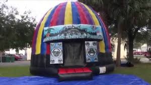 halloween bounce house rentals rent a bounce house dance dome portland maine youtube