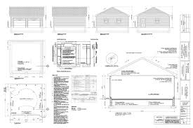 Detached Garage Plans by The Garage Building Process