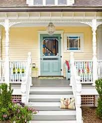 curb appeal boosts for every budget yellow houses yellow and