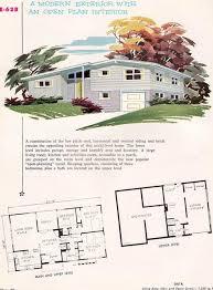 Vintage Home Design Plans 127 Best Mid Century Floor Plans Images On Pinterest Vintage