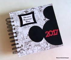 personalized scrapbook cover 2017 mnsshp 80pgs disney custom personalized disney