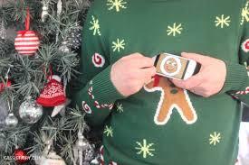 christmas jumper day u0026 my animated gingerbread man