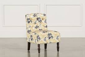 Yellow Chair Priscilla Yellow Accent Chair Living Spaces