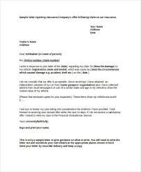 Rejecting Goods Letter 26 rejection letters in doc free premium templates