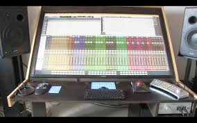 Diy Mixing Desk by My Home Made 55