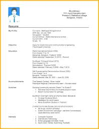 student resume template resume for college student 2 simple college student resume