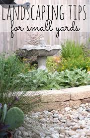 How To Start A Flower Garden In Your Backyard Best 25 Yard Landscaping Ideas On Pinterest Front Yard