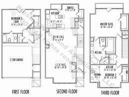 3 storey commercial building floor plan 3 story house plans elegant home design 3 bedroom 2 story house