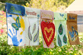 How To Sew A Flag The Prayer Flag Project Flags From Recycled Materials
