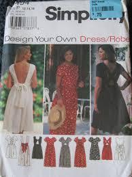 pattern walkthrough u2013 backless dress jenna brand
