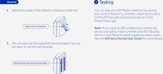 00152 motion detector user manual users manual nortek security