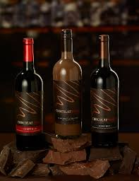 chocolate wine the gift series chocolate and wine via one