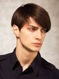 Hairstyles With Bangs For Men Long Fringe Hairstyle For Men With