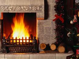 images of fireplace wallpaper widescreen christmas sc