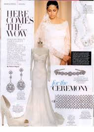 media press u2014 justine m couture bridal veils jewelry and