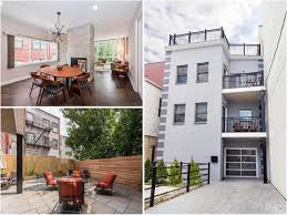 take a sneak peek at this fabulous townhouse in the village