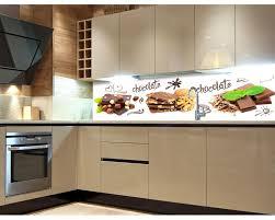 küche rückwand küchenrückwand folie schokolade 180 x 60 cm dimex line de