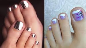 nail art new nail art the best toenail designs compilation simple