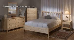 Bedroom Bed Furniture Solid Wood Furniture Bedroom Furniture Cherry Furniture