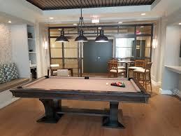commercial billiard table u0026 game room design monarch billiards