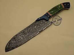 handmade chef knives