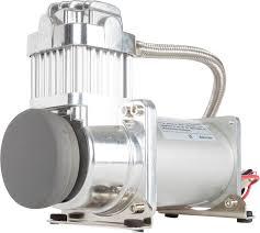 viair 325c silver air compressor hornblasters