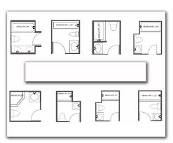 Square Bathroom Floor Plans Nice Shower Bathroom Floor Plans On Interior Decor Home Ideas With