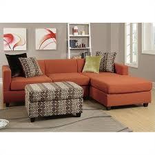 Reversible Sectional Sofas by Poundex Bobkona Dayton 3 Piece Reversible Sectional Sofa In Canyon