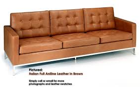 knoll sofa knoll three seater sofa from iconic interiors