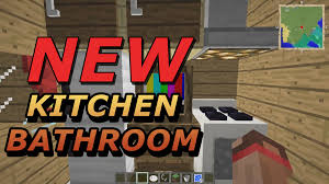 Minecraft Furniture Kitchen Furniture Mod For Minecraft 1 Apk Download Android Books
