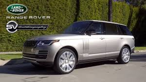 wheels land rover 2018 2018 land rover range rover svautobiography lwb youtube