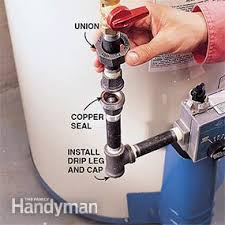 How To Replace Gas Cooktop How To Install A Gas Stove Without Dangerous Leaks Family Handyman