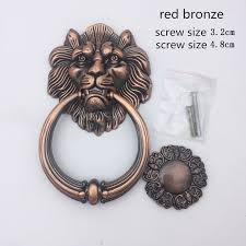 antique bronze lion antique bronze lion handle for wooden door handle knobs pulls