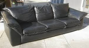 Black Leather Sleeper Sofa by Sofas Center Cozy Black Leather Sofas For Elegant Living Room Uk
