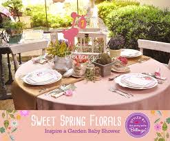 stork baby shower decorations baby shower with a garden theme decorating ideas tips