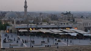 syria before and after aleppo before and after images bbc news