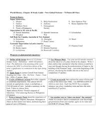 world history chapter 10 study guide u2013 new global patterns u2013 100
