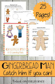 Gingerbread Man Worksheets 590 Best Christmas Theme Images On Pinterest Christmas