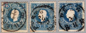 postage stamps of the austrian empire varieties and types world