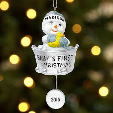 Baby S First Christmas Decorating Ideas by 84 Best Baby U0027s First Christmas Ornaments Images On Pinterest