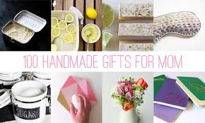 gift for mom 100 handmade gifts for mom hello glow