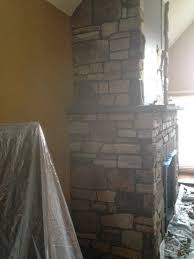 custom stone fireplace built in goshen ny earth and stone