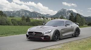 mansory cars mercedes amg gt s tuned to 730 hp by mansory