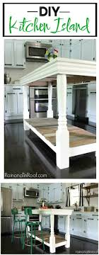 salvaged wood kitchen island easy kitchen island projects for you to diy diy home decor