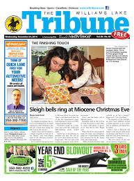 williams lake tribune december 24 2014 by black press issuu