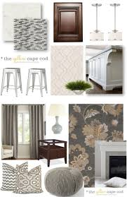 best 20 transitional style ideas on pinterest island lighting gray tan transitional style multiroom design part i the yellow cape cod