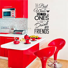 Dining Room Quotes Aliexpress Com Buy Kitchen Quotes Wall Decal