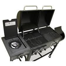 Backyard Professional Charcoal Grill by Smoker And Gas Grill Combo 130 Inspiring Style For Gas And