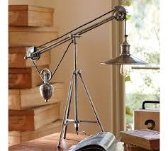 Pulley Floor Lamp Amazing Pottery Barn Floor Lamps 126 Pottery Barn Floor Lamps