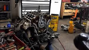 how to change a timing chain suzuki 3 6 l timelapse video youtube